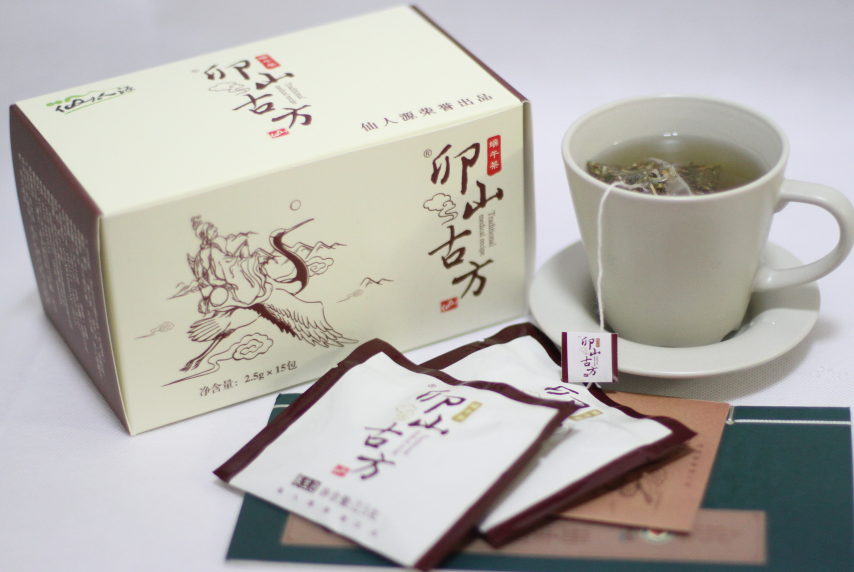 2.5克*15包仙人源.卯山古方端午茶.代用茶