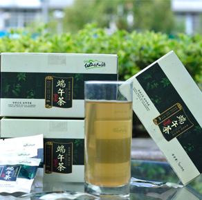 端午茶 绿礼盒