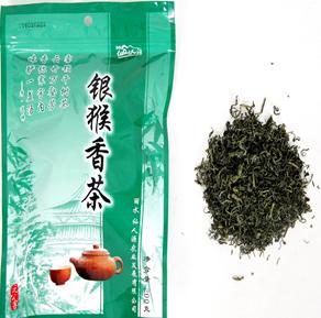 松阳银猴香茶
