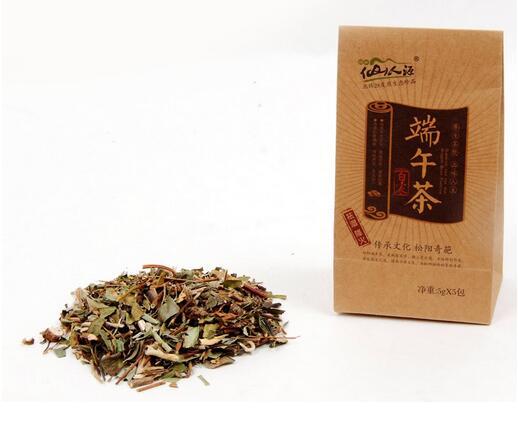 端午茶农家自制解暑养胃花草茶